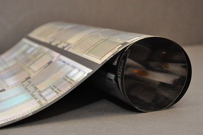 PowerFilm Gives Live Demo of Roll to Roll Flexible Electronics Technology