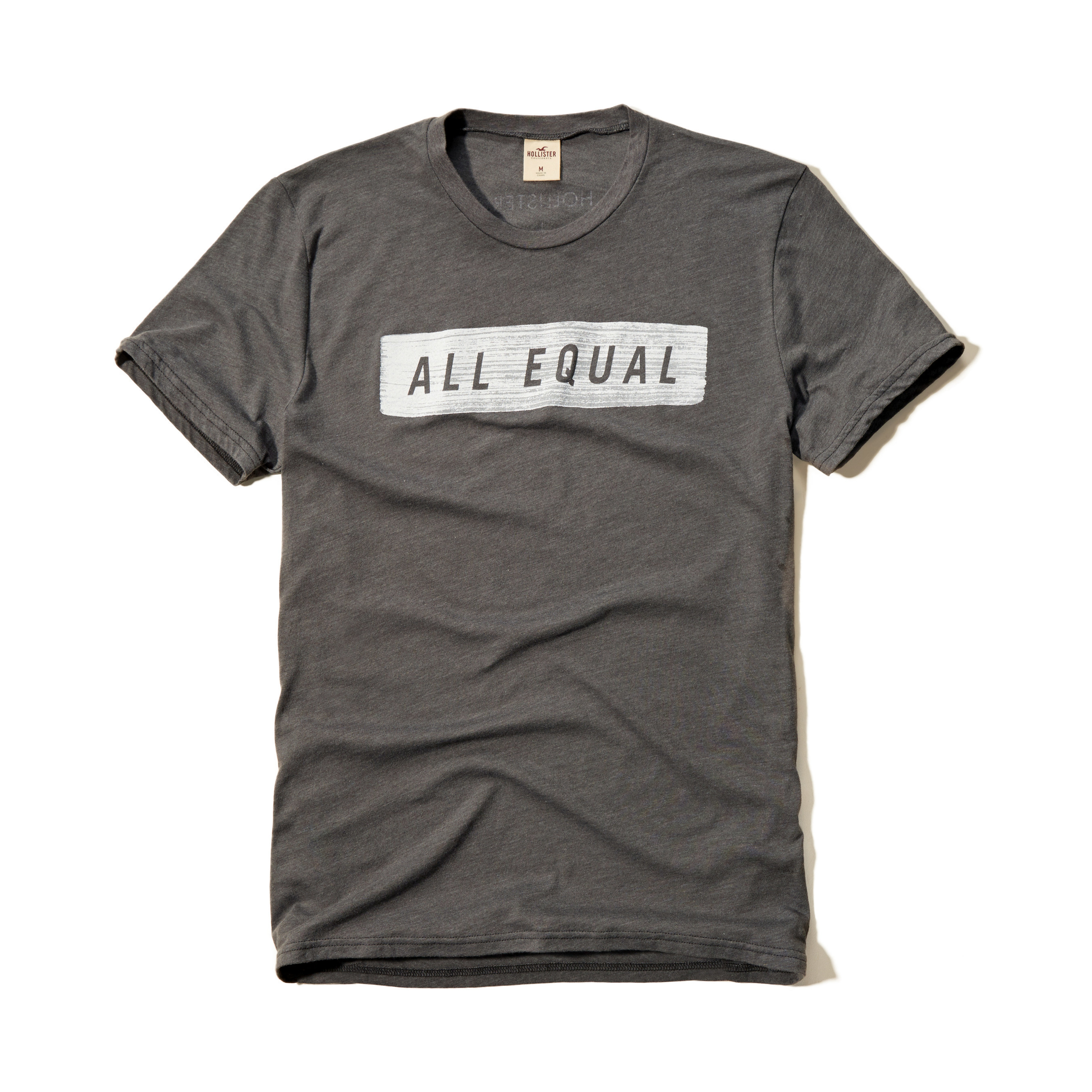 Hollister Boys T-Shirt in support of All Equal, an anti-bullying campaign with Echosmith