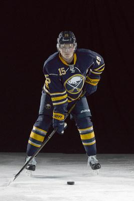 Buffalo Sabre, Jack Eichel, joins Bauer Hockey family