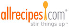 Allrecipes.com Logo with Tagline.  (PRNewsFoto/Allrecipes.com)