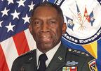 "Decorated US Army General (ret.) William ""Kip"" Ward has joined Alexandria, VA-based technology services firm SENTEL Corp. as a Senior Adviser, where he will lead the company's international expansion efforts.  Previously, Ward served as inaugural Commander of the United States Africa Command (AFRICOM), the nation's newest interagency geographic command. SENTEL Corp. is a technology services company that provides the federal government, military and commercial enterprises with engineering products and services worldwide.  (PRNewsFoto/SENTEL Corp.)"