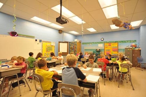 Study from Philips and University of Mississippi Shows Positive Impact of Higher Quality Classroom
