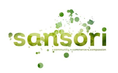 Sansori logo.  (PRNewsFoto/Sansori)