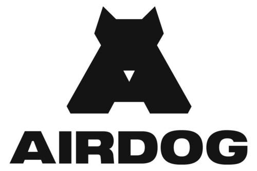 AirDog Logo (PRNewsFoto/Social Discovery Ventures)