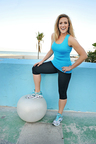 Tara Costa, after losing over 100 pounds! (PRNewsFoto/One Fitness Camp)