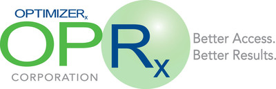 OPTIMIZERx OPRx Corporation Logo.  (PRNewsFoto/OPTIMIZERx Corp.)