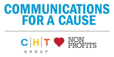 "To Show Love for Non-Profits on Valentine's Day, Boston-Based Strategic Communications Firm The CHT Group Announces ""Communications for a Cause.""  (PRNewsFoto/The CHT Group)"