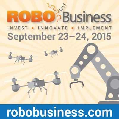 Sneak a peek into the future of robotics and business at RoboBusiness 2015 and see why robotics is already a vital part of any company's winning corporate strategy.