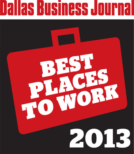 "Slalom Consulting Chosen as one of Dallas Business Journals ""Best Places to Work"".  (PRNewsFoto/Slalom Consulting)"
