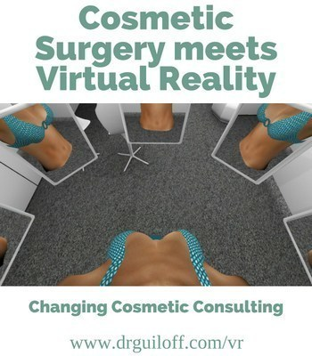 Changing Cosmetic Consulting, Virtual 3D Mirror Surround.