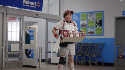 Dr Pepper, Walmart Help Shoppers 'Entertain Like a Champion' for Inaugural College Football Playoffs