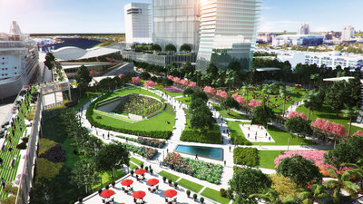 Port Tampa Bay's vision for its land in Tampa's Channel District will transform the city's industrial waterfront into a community centerpiece where people will come to live, work and play.