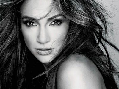 Paris, France - L'Oreal Paris Announces Jennifer Lopez as the Newest Global Brand Ambassador.  (PRNewsFoto/L'Oreal Paris)