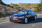 Technological Tour de Force 2016 Acura RLX Sport Hybrid Goes On Sale June 3 with Greater Feature Content