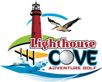 Lighthouse Cove Adventure Golf.  (PRNewsFoto/Lighthouse Cove Adventure Golf)