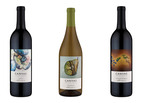 Chicago--Hyatt Hotels & Resorts announce winning wine labels from 2010 Canvas Artist Series contest for art students, sponsored by Hyatt Hotels & Resorts and Folio Fine Wine Partners.  (PRNewsFoto/Hyatt Hotels Corporation; Folio Fine Wine Partners)
