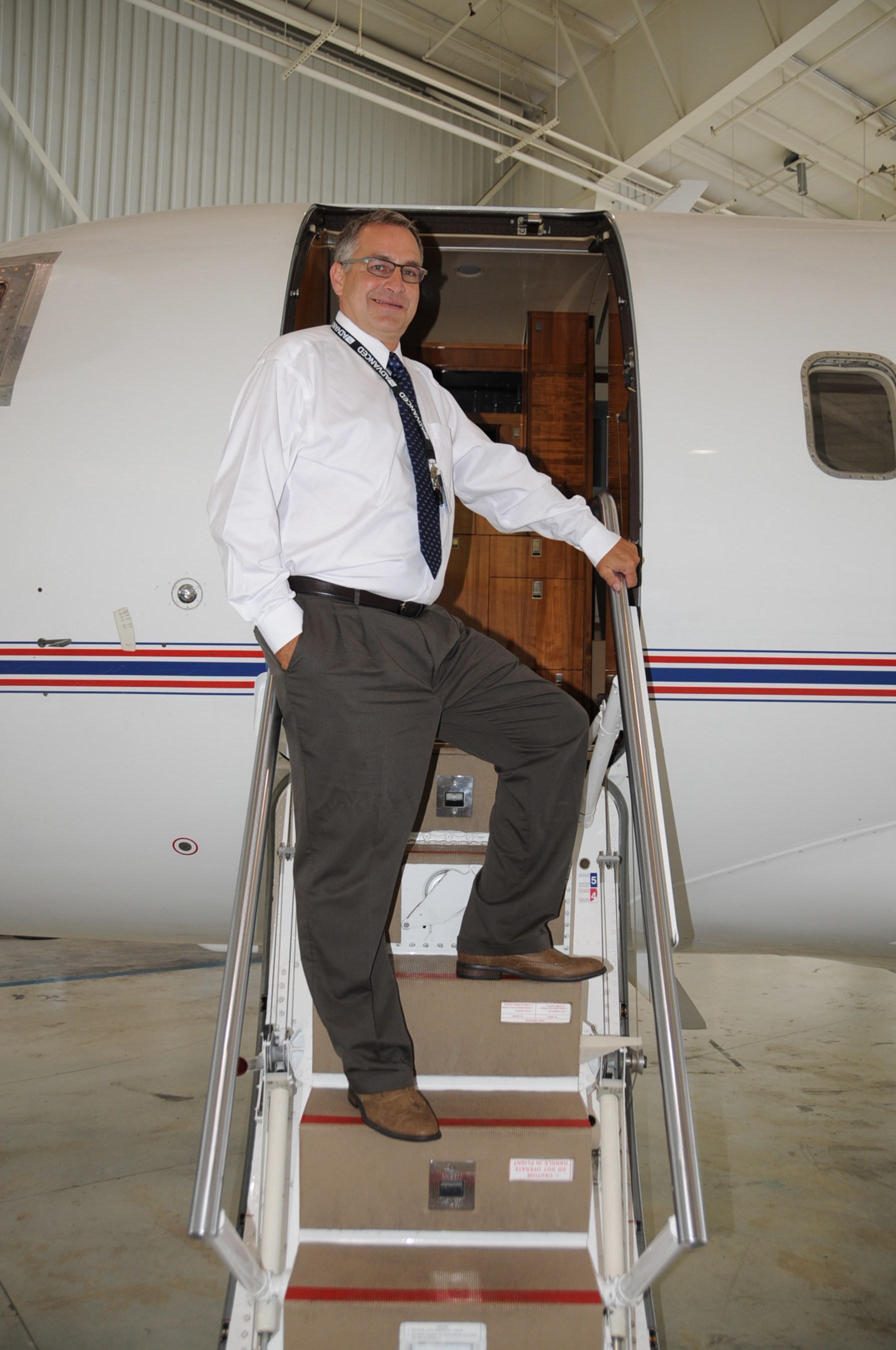 Russ Polsky flyADVANCED