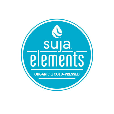 Suja Elements(TM) is a new line of high-quality, functional fresh smoothies from Suja Co. that can be enjoyed anytime, anywhere. Using cold-pressed organic juice as a base, Suja Elements also incorporates blended fruits and some of the world's best superfoods like camu camu, bao bab, and chia. Unlike all of the other smoothies on sale at the store, this drink is not heat pasteurized. Each fresh smoothie offers vital nutrients and refreshing taste with no added flavors, colors or preservatives. (PRNewsFoto/Suja Co.)