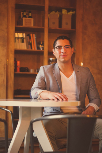 Founder of SearchRPM, Michael Ramirez (PRNewsFoto/SearchRPM)