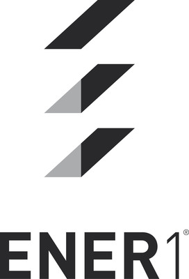 Ener1 Logo.  (PRNewsFoto/Ener1)