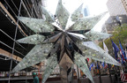 2012 Swarovski Star Unveiled For World Famous Rockefeller Center® Christmas Tree
