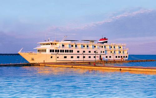American Cruise Lines American Spirit.  (PRNewsFoto/American Cruise Lines)