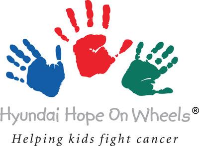 Hyundai Hope on Wheels logo.  (PRNewsFoto/Hyundai Motor America)
