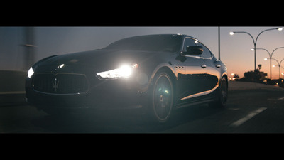 "The all-new Maserati Ghibli sedan celebrated its debut in a 90-second ad ""Strike"" featuring Academy Award-nominated actress Quvenzhane Wallis, during the 1st quarter of the Super Bowl. Maserati's Ghibli ad reflects a tale of hard work, dedication, and an element of surprise, brought to life. Available with AWD and starting at $67k, it is powered by a Ferrari built twin-turbo V6 engine capable of over 400 HP. The Ghibli upholds the luxury and performance of Maserati at a more accessible price.  (PRNewsFoto/Maserati)"