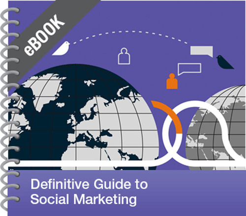 "Marketo Unveils All New ""Definitive Guide to Social Marketing""  (PRNewsFoto/Marketo)"