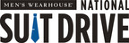 Men's Wearhouse Collects Record-Breaking Number Of Donations From Ninth Annual National Suit Drive