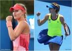 Les stars Françaises de la WTA Kristina Mladenovic et Alizé Cornet sont les nouvelles partenaires de @USANAinc