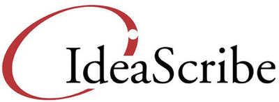 IdeaScribe Logo.  (PRNewsFoto/TTE Transcripts Worldwide)