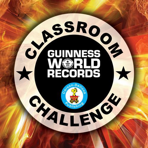 Carson-Dellosa Announces Top 10 Finalists in the Guinness World Records® Classroom Challenge;