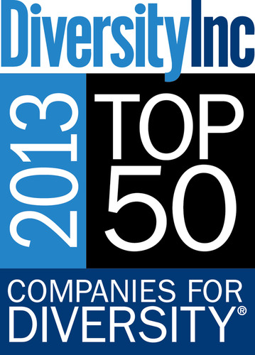 DiversityInc announced its 2013 Top Companies for Diversity on April 24th. (PRNewsFoto/DiversityInc) (PRNewsFoto/DIVERSITYINC)
