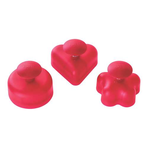 Kuhn Rikon Pocket Maker Set includes 3 fun shapes. (PRNewsFoto/Kuhn Rikon)