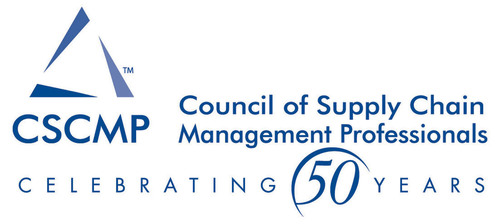 CSCMP Celebrates 50 Years. (PRNewsFoto/Council of Supply Chain Management Professionals) (PRNewsFoto/COUNCIL OF  ...