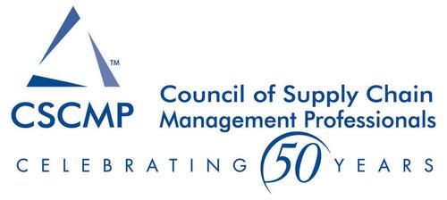 CSCMP Celebrates 50 Years. (PRNewsFoto/Council of Supply Chain Management Professionals) (PRNewsFoto/COUNCIL OF SUPPLY CHAIN...)