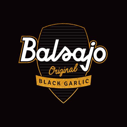 Balsajo Black Garlic Logo (PRNewsFoto/Black Garlic _UK_ Ltd)