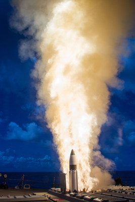 Photo courtesy of Missile Defense Agency.