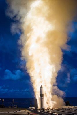 Photo courtesy of Missile Defense Agency.