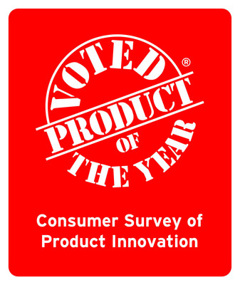 Product of the Year USA is currently accepting entries for its 2015 award. Winners will be announced at an awards ceremony in New York City in February 2015. (PRNewsFoto/Product of the Year USA)