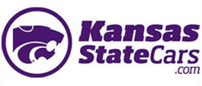 Supporting K-State.  (PRNewsFoto/Kansas State Cars)