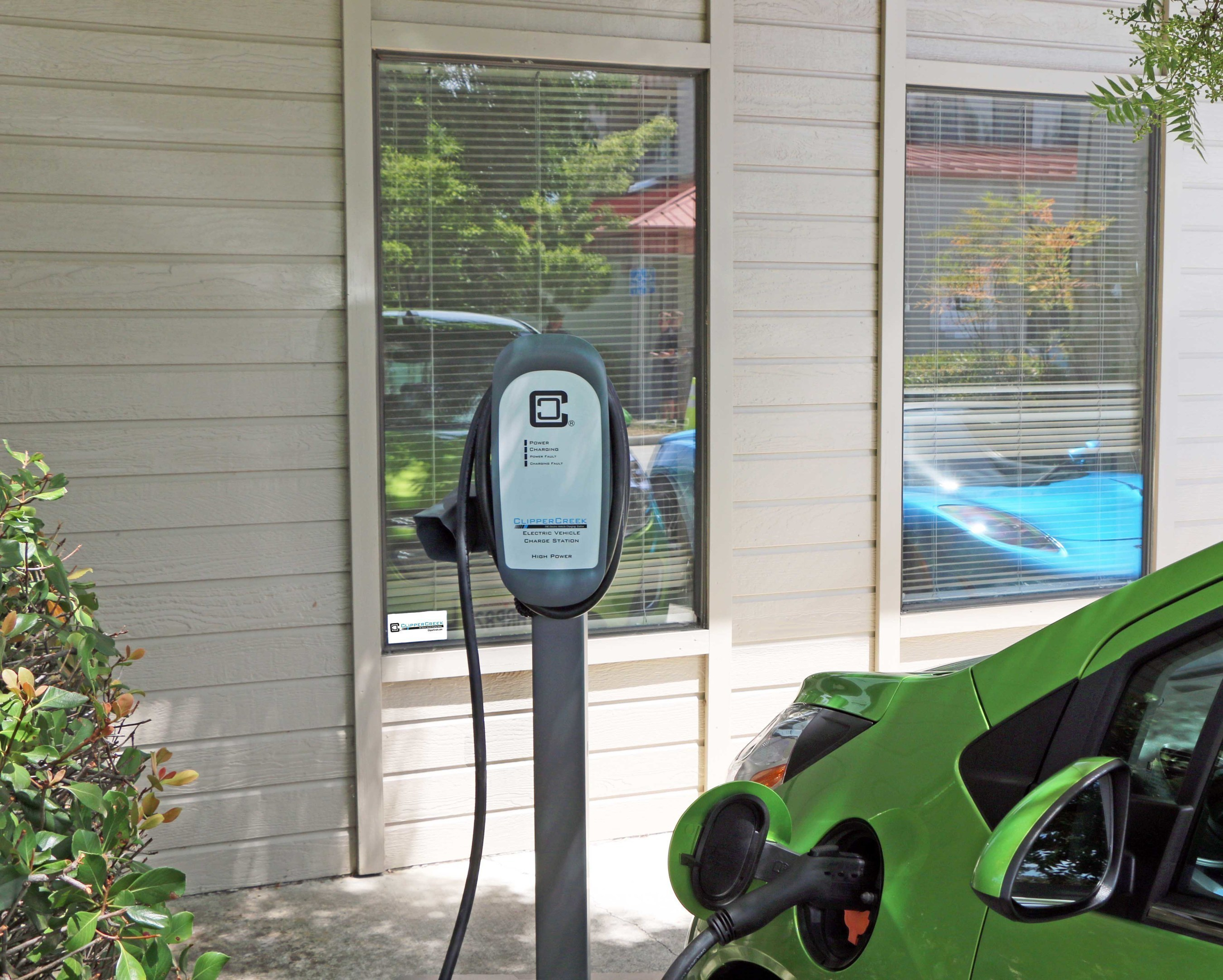 ClipperCreek Announces Availability of HCS-50 Electric Vehicle Charging Station