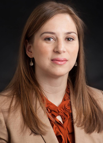 Makenzie Lystrup, Ball Aerospace business development manager for space sciences and technologies.  ...