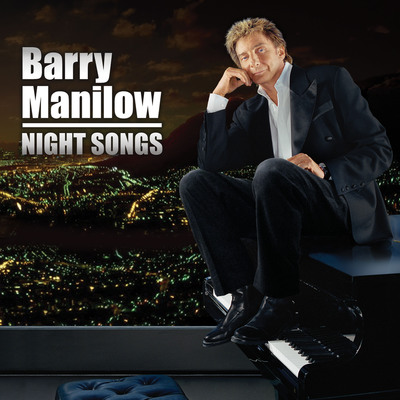"""Barry Manilow Strips Down To Nothing But A Piano On New Album -- """"Night Songs"""" Is Available Today!  (PRNewsFoto/STILETTO Entertainment)"""