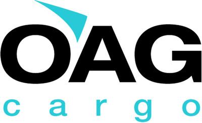 OAG Cargo logo.  (PRNewsFoto/OAG Cargo)