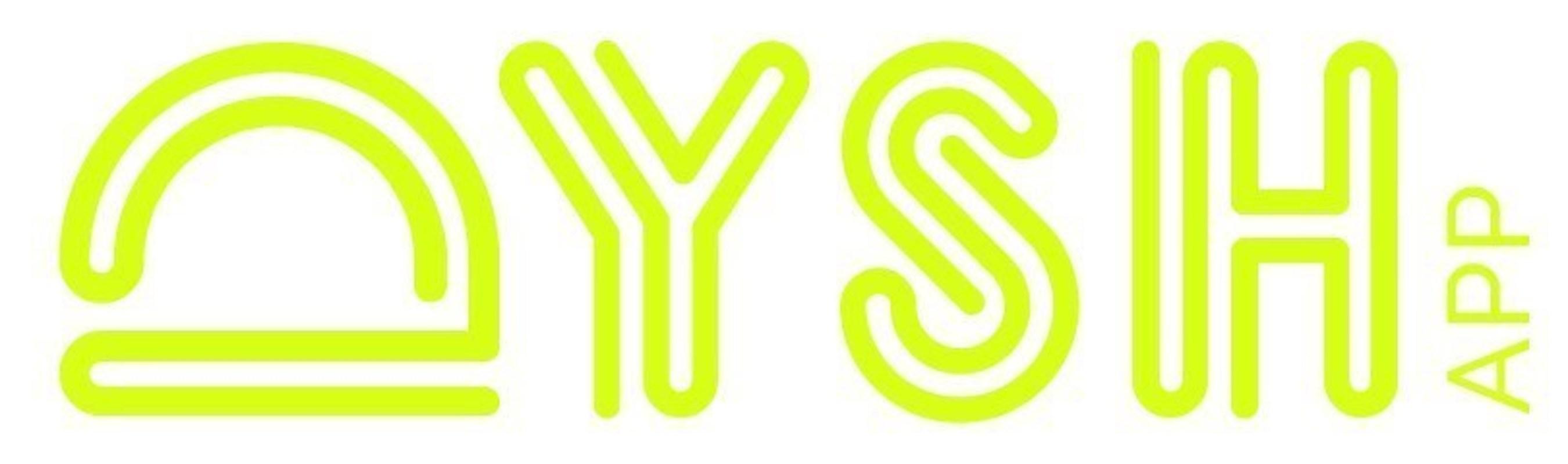 Dysh app company logo (PRNewsFoto/Toast Labs, Inc.)