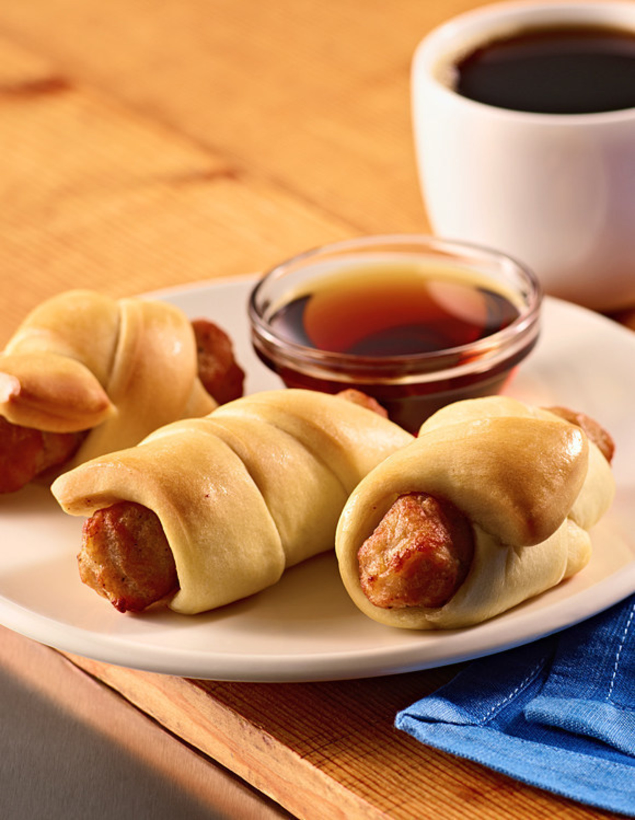 Cinnabon Sausage Bites are now available at select locations nationwide