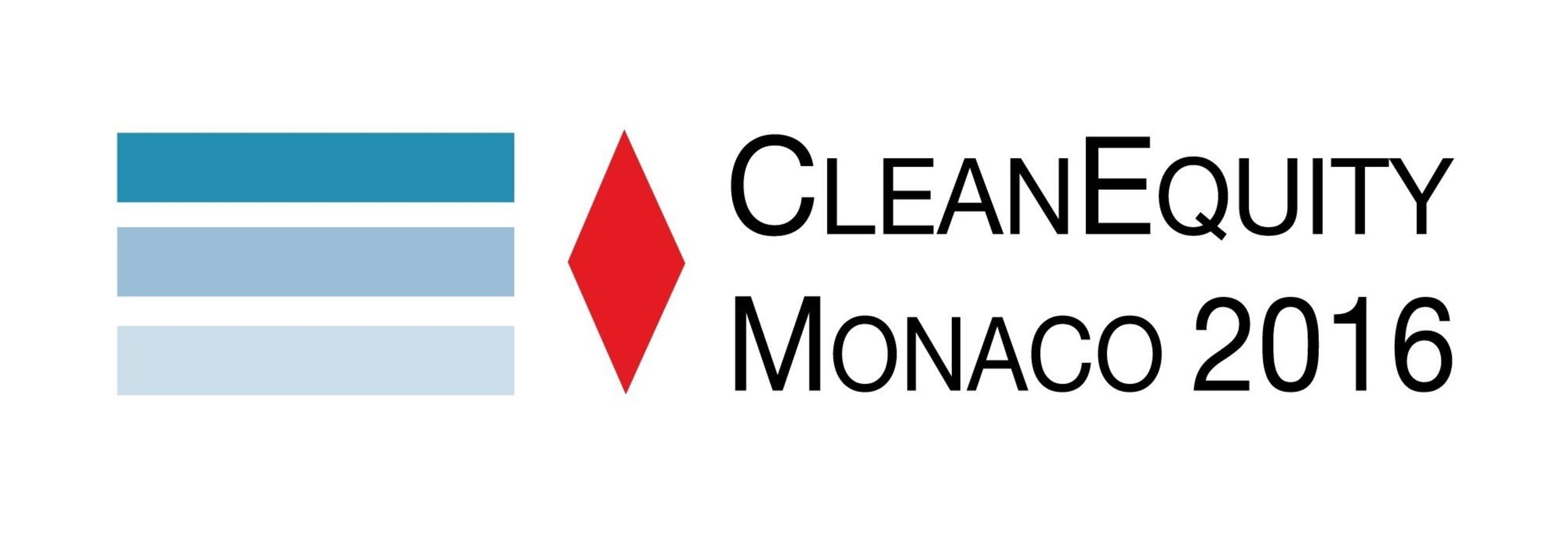 CleanEquity Monaco 2016 (PRNewsFoto/Innovator Capital)