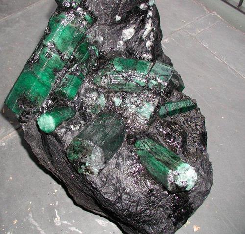 Bahia Emerald. (PRNewsFoto/Attorney Andrew Spielberger) (PRNewsFoto/ATTORNEY ANDREW SPIELBERGER)